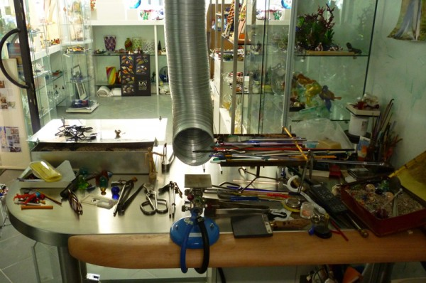 lampworkstation 1